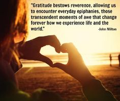 #Gratitude-#Quote perfect share for our Canadian #Thanksgiving weekend.