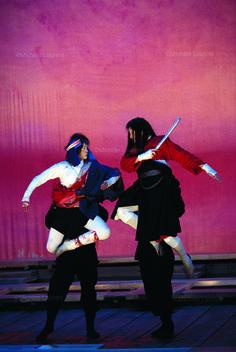 Le Théâtre du Soleil : Tambours sur la digue (1999)