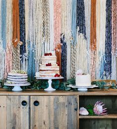 A Wedding Party With West Elm