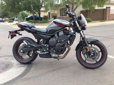 Yamaha FZ6R Streetfighter Metamorphosis - Article has a parts list and some great info