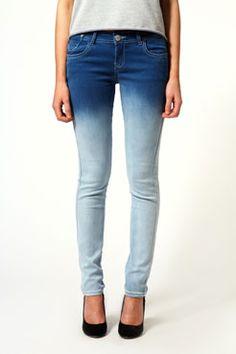 Aveline Ombre Skinny Jeans