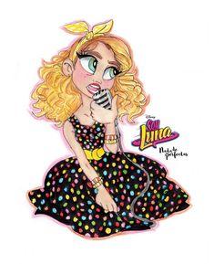 Bff Drawings, Kawaii Drawings, Colorful Drawings, Disney Drawings, Cute Girl Drawing, Cartoon Girl Drawing, Girl Cartoon, Kawaii Disney, Luna Anime