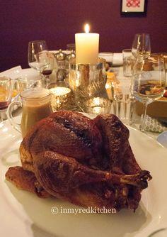 Kerst Kalkoen Tutorial/ Christmas Turkey Tutorial (recipe is in Dutch)