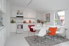 Swedish apartment 18 Exceptional Attic Duplex for an Idyllic Lifestyle in Gothenburg, Sweden