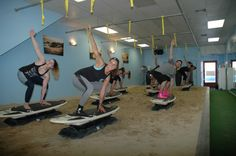 Sandbox Fitness rocks the boat on traditional workouts