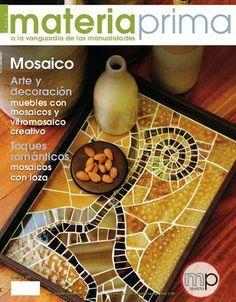Nº 104 Abril 2011 - Mosaico Revista de manualidades para el hogar: especial mosaico.