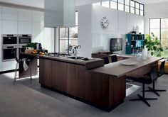 Nolte Kitchens Stylish Designer Kitchens  Noltekitchens Glamorous Designer Kitchen Tables Decorating Inspiration