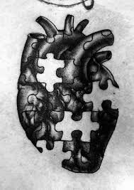 46 trendy tattoo heart mom puzzle pieces - 46 trendy tattoo heart mom puzzle pieces Informations About 46 trendy tattoo heart mom puzzle pieces - Tatoo Heart, Broken Heart Tattoo, Jigsaw Tattoo, Daddy Tattoos, Tatoos, Puzzle Tattoos, Autism Tattoos, Pieces Tattoo, Heart Tattoo Designs