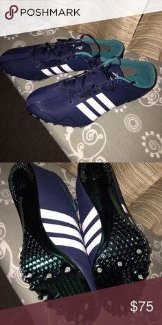new concept 5116f 7eef9 Adidas Adizero Sprinter shoes NWT, light as a feather, Adizero Prime Adidas  Adizero Shoes