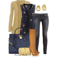 """""""Gold Jewels"""" by menthie-nicole-gomes on Polyvore"""
