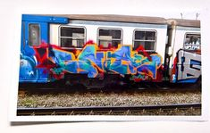 Old G'Nuts Turner form years ago... Good memories with true friends  Crab orange outlines for life!  #graffiti #graffitiontrains #graffitiporn #gonuts #oldie #trainbombing