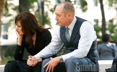 'The Blacklist' Best new show this season.  James Spader is killing it in this role..literally! LOL