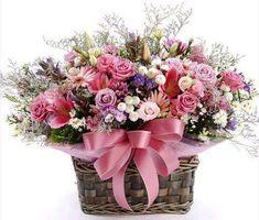 cesta de flores - Pesquisa Google