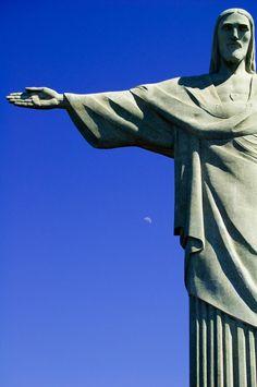 The Christ the Redeemer, Rio de Janeiro, Brasil