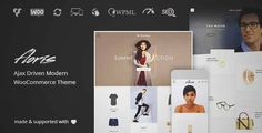 Download and review of Minimalist WooCommerce | WooCommerce-Pro Theme, one of the best Themeforest eCommerces themes