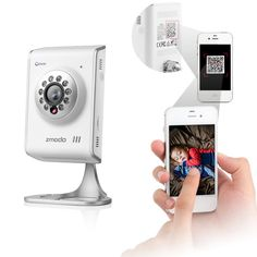 Funlux® 1280* 720P HD Wireless WiFi IP Network Home Surveillance Security Camera #Funlux