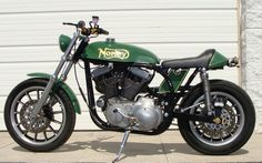 Norley Cafe Racer Motorcycle