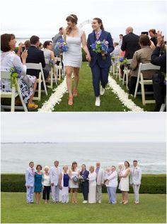 #twobrides #lesbianwedding #lgbtqwedding #lgbtwedding #samesexwedding #lovewins #loveislove