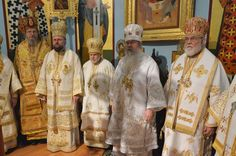Reblogging about Eastern Orthodoxy: The Episcopal Consecration of Bishop Paul of Chicago and the Midwest