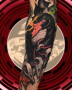 tattoos in japanese prints Japanese Tattoo Women, Japanese Tattoo Designs, Japanese Sleeve Tattoos, Sailor Jerry, Forearm Sleeve Tattoos, Body Art Tattoos, Tattoo Art, Tatoos, New School Tattoo Design