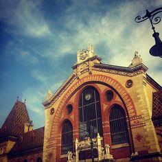Great Market Hall (Budapest, Hungary)