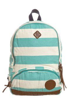 Super cute book bag. Roxy...of course. ;)