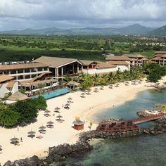Intercontinental Hotel | Mauritius
