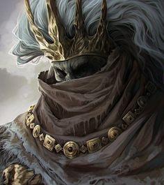 Explore the Fantasy and Sci-fi collection - the favourite images chosen by hellbat on DeviantArt. Arte Dark Souls, Dark Souls 2, Demon's Souls, Dark Fantasy, Fantasy Art, Dark Souls Artorias, Soul Saga, Beast Creature, King Art