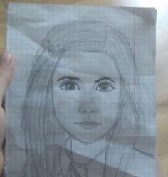 Ginny Weasley sketch