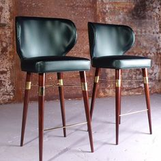 LOUIS bar chair the midcentury star of every glamorous contemporaryhellip