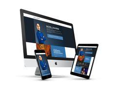 Nouveau site web - Michel Lauzière