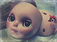 Neo Blythe Custom Commission by MyDeliciousBliss on Etsy, $275.00