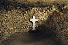 Catacombs: A morbid underground adventure in Paris The Catacombs, Tourist Trap, Hidden Treasures, Day Trip, Explore, France, Travel Hacks, Europe, Adventure