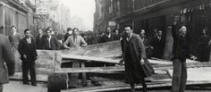 Battle of Cable Street, Sunday 4th October 1936