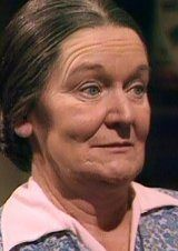 Mrs Edna Hall - Mary Hignett. Sleeping Partners. Series 1 Episode 10. Original Transmission Date - Sunday 12th March 1978. #AllCreaturesGreatAndSmall #JamesHerriot #YorkshireDales.