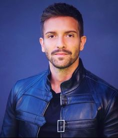 Carlo Rivera, Gay Couple, Favorite Person, My Boys, Cool Style, Handsome, Guys, Leather Jackets, Men