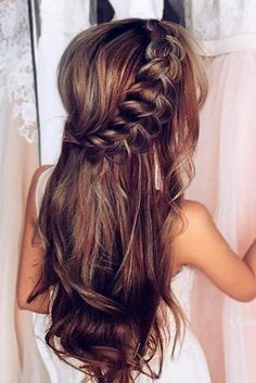 Gorgeous Wedding Hairstyles for Long Hair picture 2