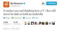 Dang Ed that's deep