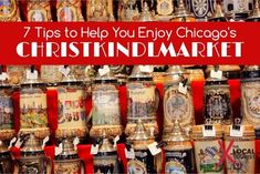 Everything you need to know about Christkindlmarket Chicago, an annual Christmas market modeled after the German markets in Nuremberg, Germany. Chicago Movie, Chicago Map, Chicago Hotels, Chicago Shopping, Chicago Travel, Chicago Restaurants, Chicago Christmas Tree, Christmas In Germany, German Christmas Markets
