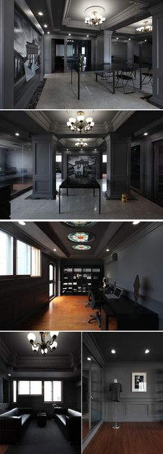 COORDINATION ASIA_Shanghai Office Design