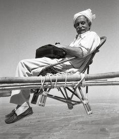 Ettore Sottsass in India, 1988 Courtesy Studio Ettore Sottsass