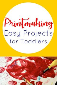 Some of our favorite printing activities for little hands! Also fun for playgroups and multi-age homeschool classrooms! Fun Crafts For Kids, Toddler Crafts, Preschool Activities, Preschool Projects, Projects For Kids, Art Projects, Homeschool Kindergarten, Homeschooling Resources, Toddler Classroom