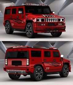 Tuning the Hummer H2 2003