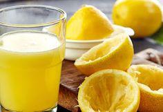Limon suyunun bilinmedik faydaları! Kanserle savaşmak için de bakınız.