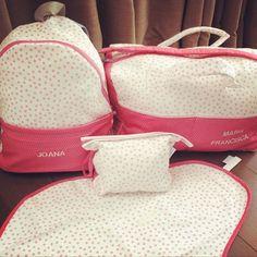 love it -nursery bags and school bag