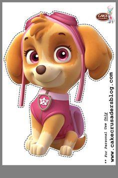 xyz ~ 99478329 Festa simples patrulha canina de Erin em Hudson's Birthday Paw Patrol Cupcakes, Paw Patrol Cake, Personajes Paw Patrol, Sky Paw Patrol, Paw Patrol Birthday Theme, Paw Patrol Party Decorations, Paw Patrol Birthday Invitations, Cumple Paw Patrol, Rosalie