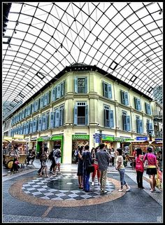 Bugis Junction, one of Singapore's most popular shopping malls Singapore Photos, Singapore Malaysia, Malaysia Travel, Singapore Travel, Bali, Urban Photography, Street Photography, Parks, Old Street