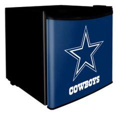 Dallas Cowboys Dorm Room Refrigerator Dallas Cowboys Mini Fridge NFL   eBay