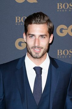 Gq Men Of The Year Awards 2015... | Kevin Trapp Is My Husband