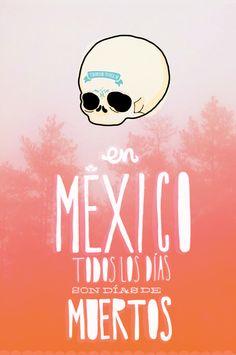 México, día de muertos
